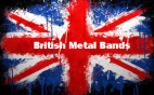 British metal bands