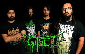 Gutslit metal Band