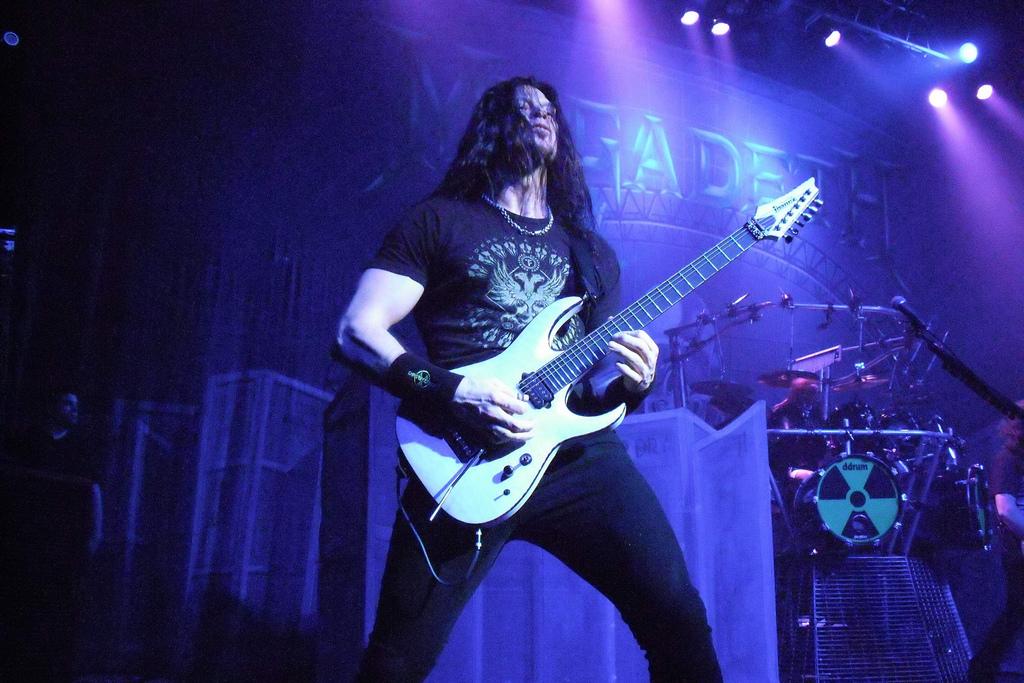 radio metal megadeth
